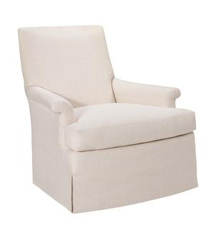 Thumbnail of Hickory Chair - Virginia Swivel Chair