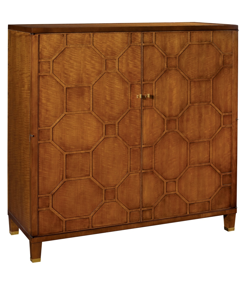 Hickory Chair - Blackland Cabinet