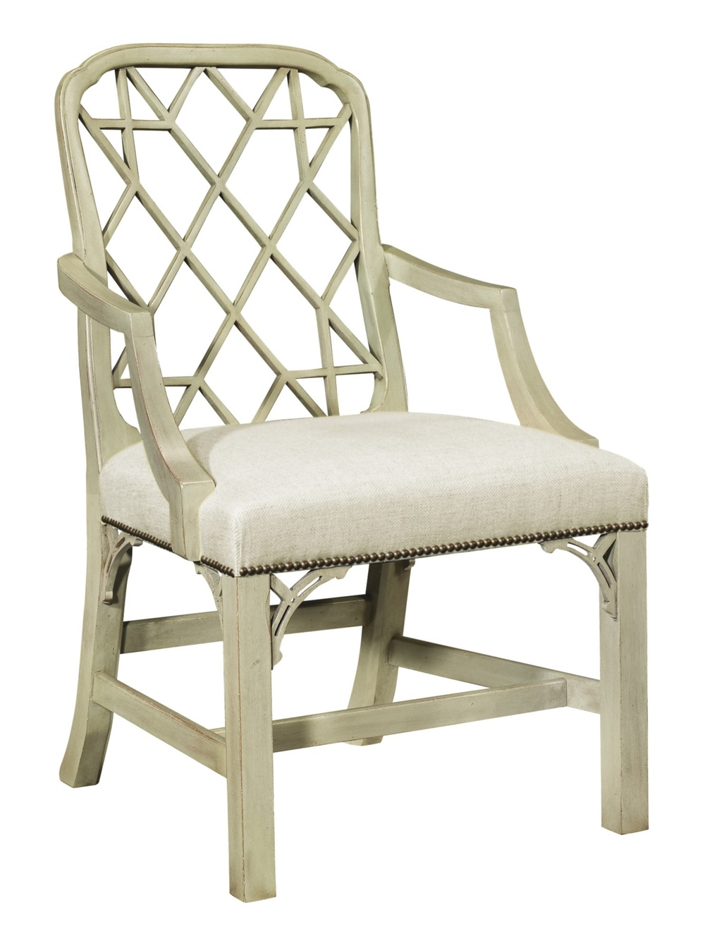 Hickory Chair - Linwood Arm Chair