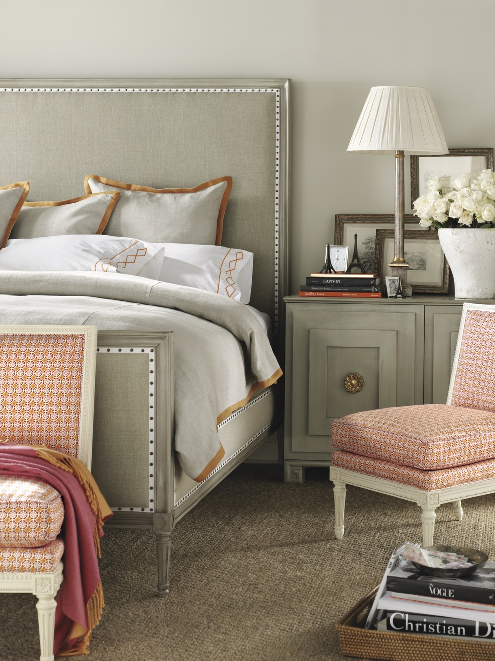 Hickory Chair - Candler California King Bed
