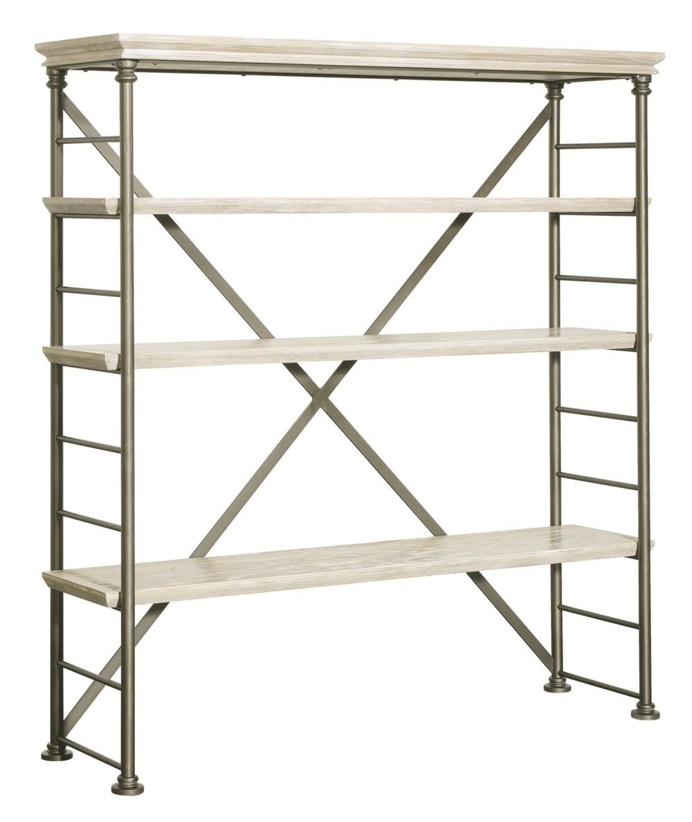 Hickory Chair - Prado Bookcase Deck