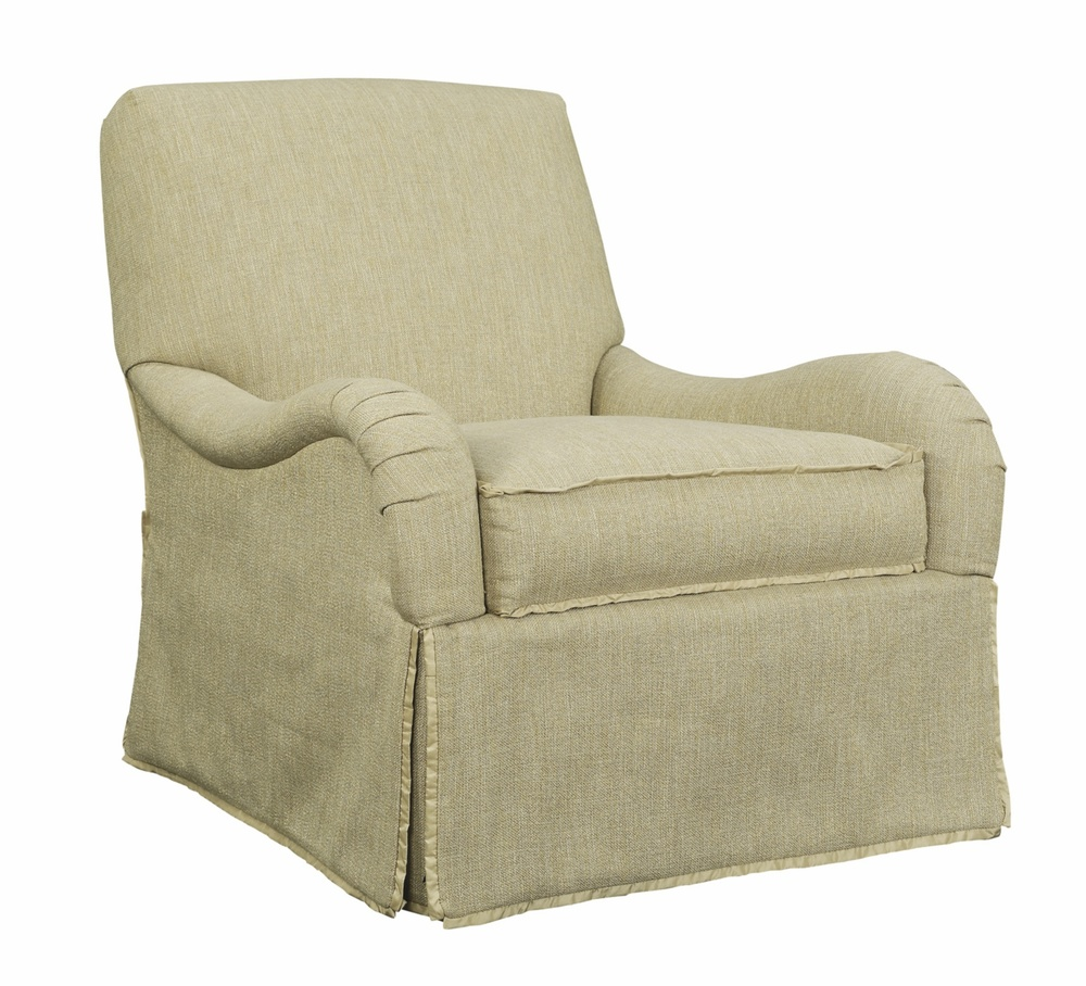 Hickory Chair - Emory Swivel Chair