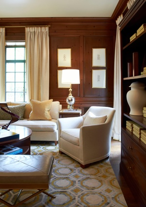 Thumbnail of Hickory Chair - Knollwood Bookcase