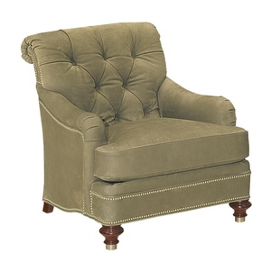 Thumbnail of Hickory Chair - St. James Tufted Lounge Chair