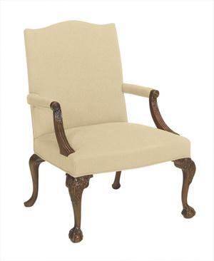 Thumbnail of Hickory Chair - Gainsborough Chair
