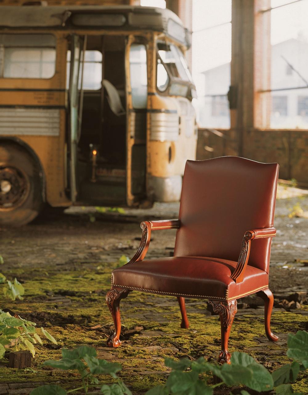 Hickory Chair - Gainsborough Chair