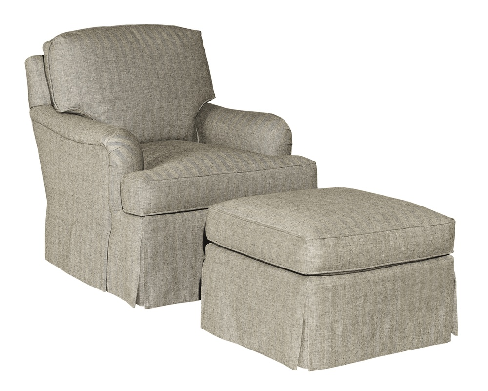 Hickory Chair - St. Charles Swivel Chair
