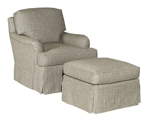 Thumbnail of Hickory Chair - St. Charles Swivel Chair