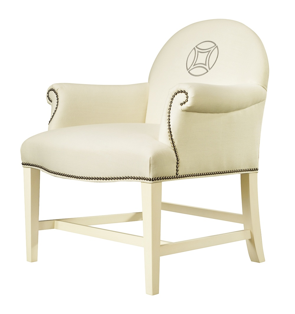 Hickory Chair - Oxford Pull Up Chair