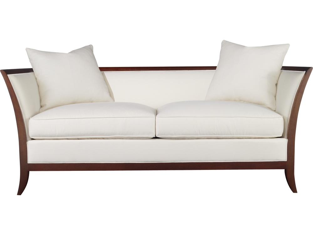 Hickory Chair - Gentry Loveseat