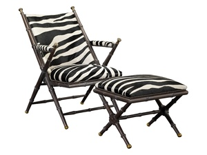 Thumbnail of Hickory Chair - Camp Chair