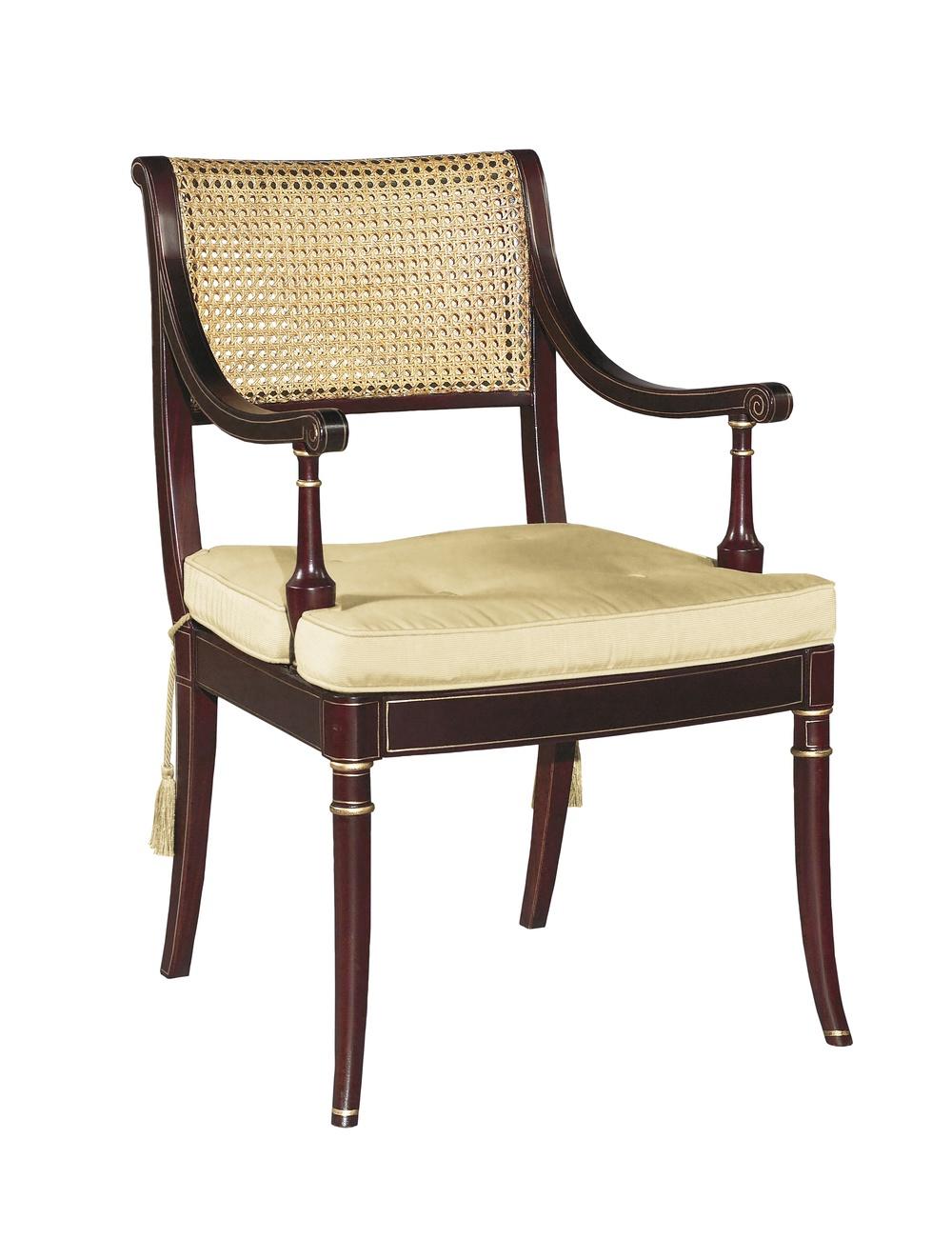 Hickory Chair - Stewart Arm Chair