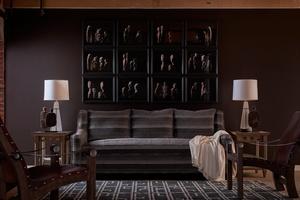 Thumbnail of Hickory Chair - Sutton Sofa