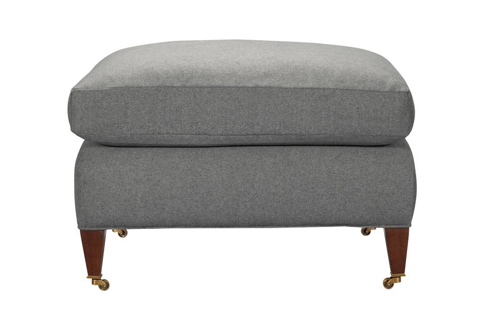 Hickory Chair - Haydon Ottoman
