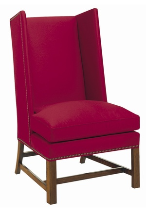 Thumbnail of Hickory Chair - Farm Wing Chair