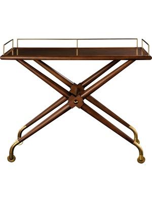 Thumbnail of Hickory Chair - Hackney Bar Cart