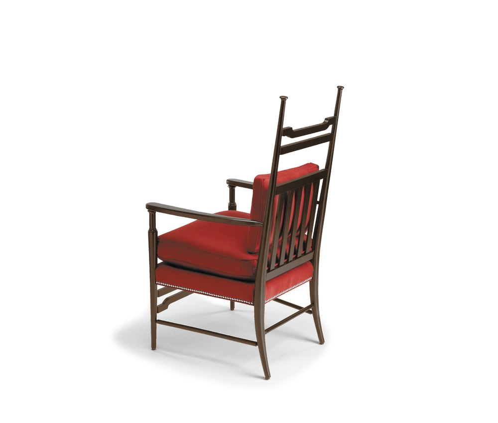Hickory Chair - Country Occasional Chair