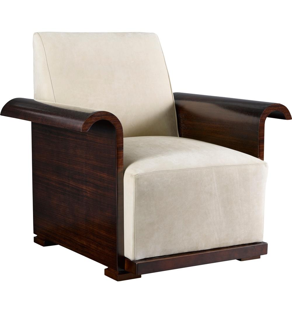 Hickory Chair - L'Horizon Lounge Chair