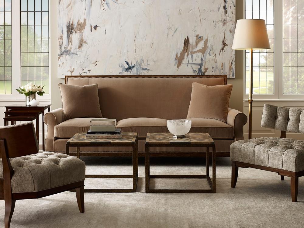 Hickory Chair - Emory Sofa