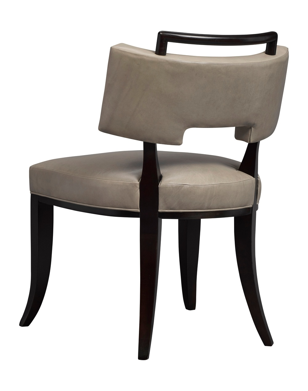 Hickory Chair - Saint Giorgio Dining Chair with Handle