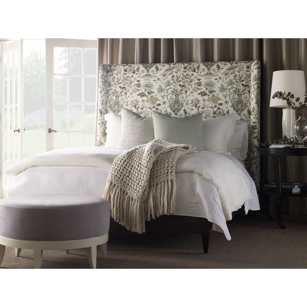 Hickory Chair - Hattie King Bed