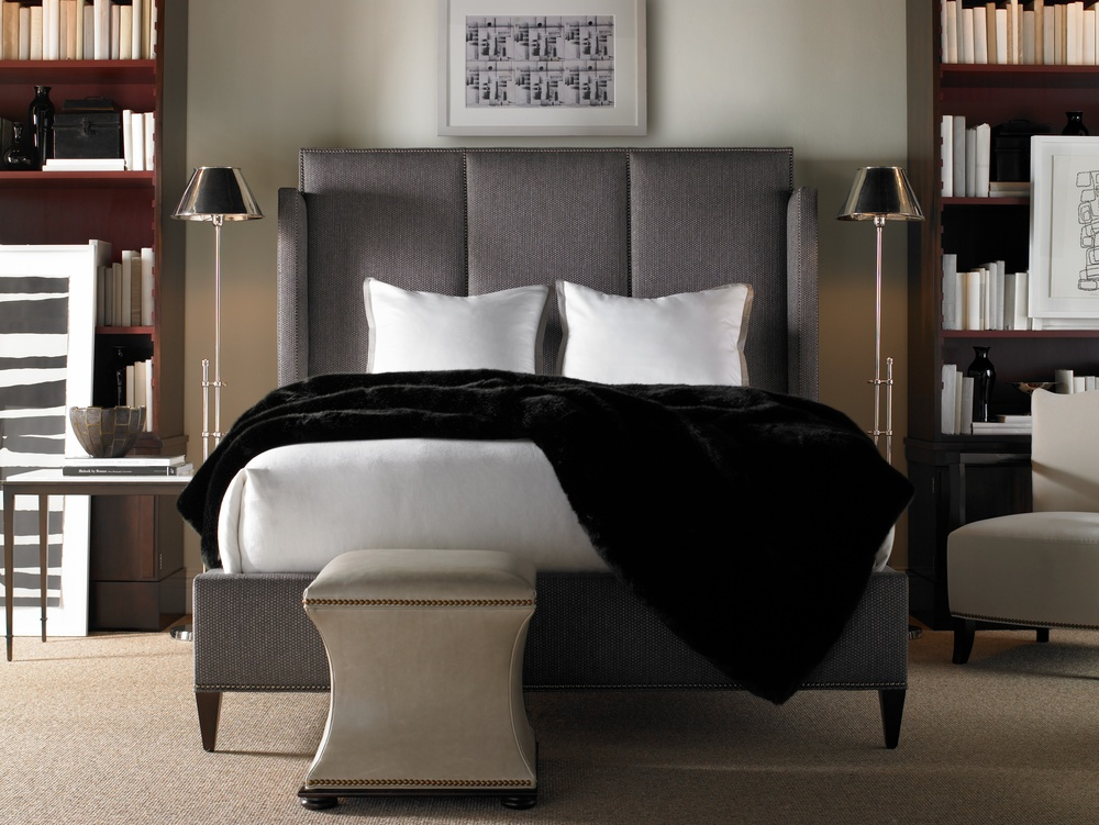 Hickory Chair - Locksley Twin Bed