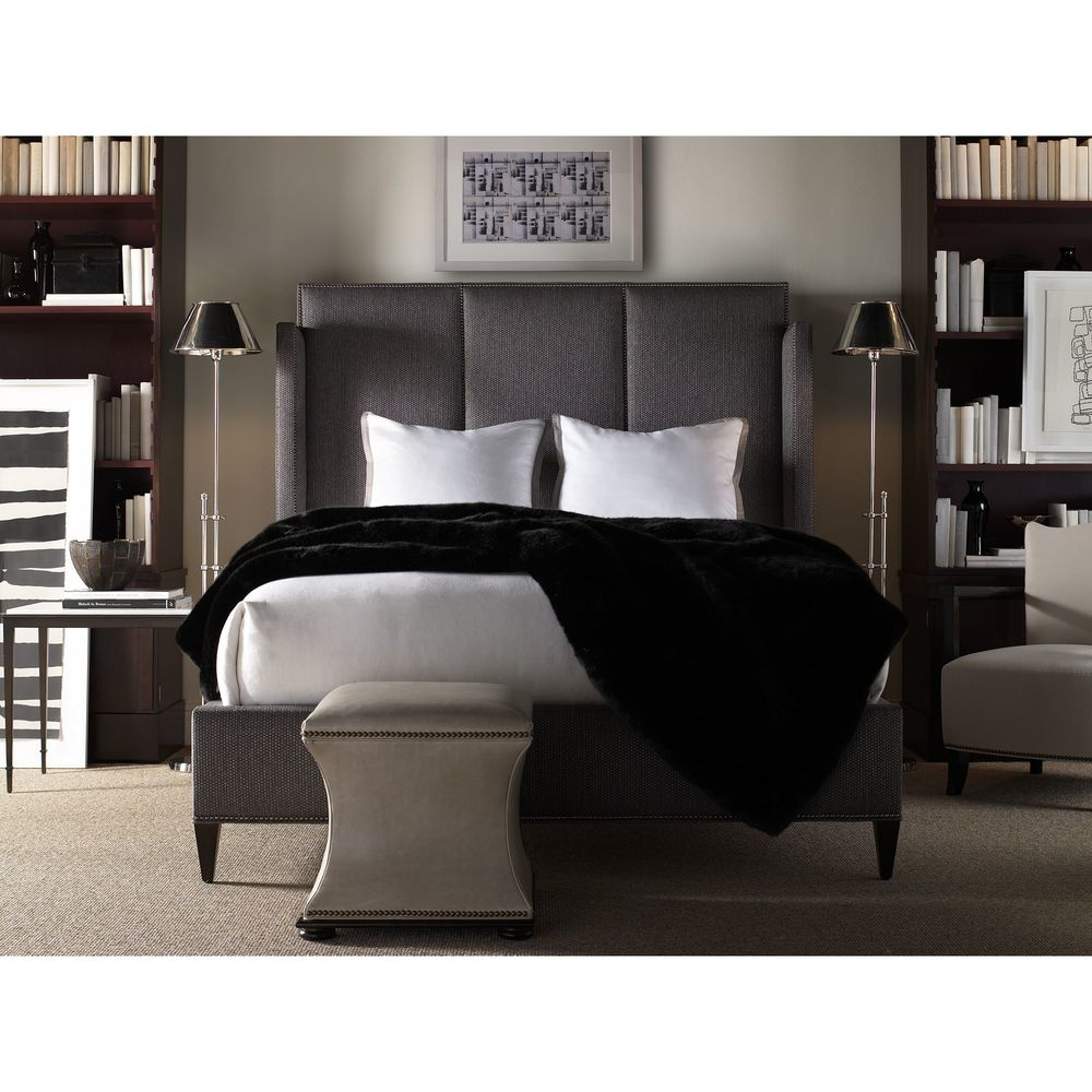 Hickory Chair - Locksley King Bed