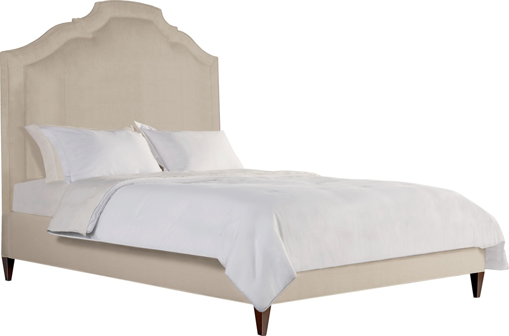 Hickory Chair - Naomi Twin Bed