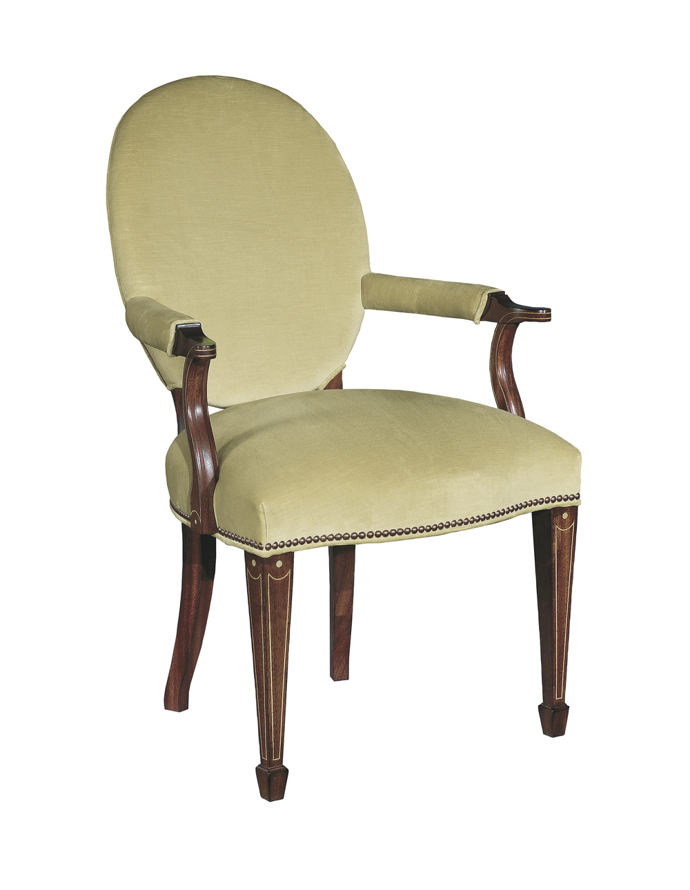 Hickory Chair - Boston Arm Chair