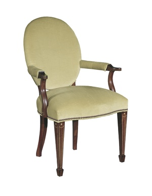Thumbnail of Hickory Chair - Boston Arm Chair