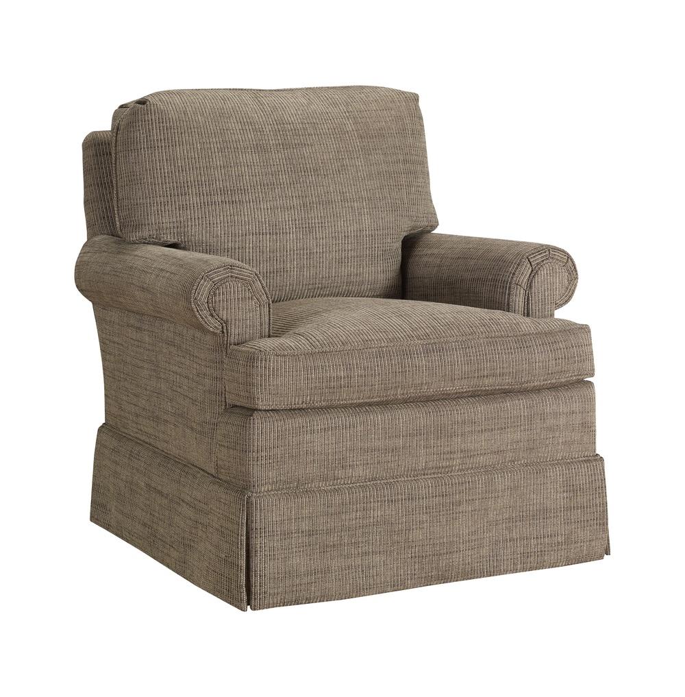 Hickory Chair - Suffolk Swivel Chair