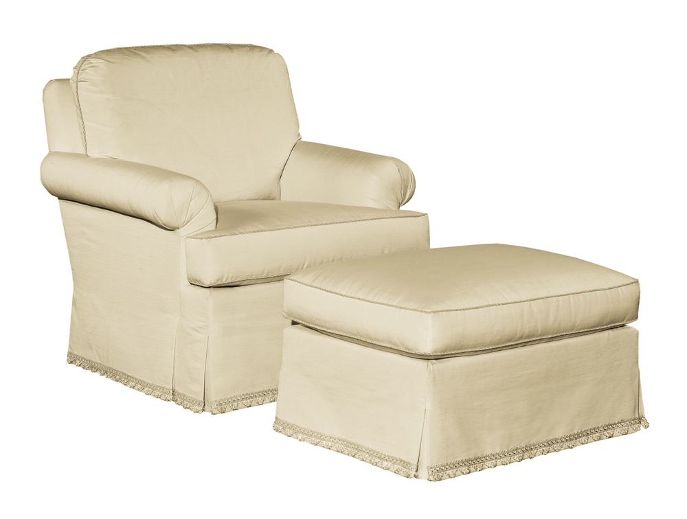 Hickory Chair - Carolyn Swivel Chair