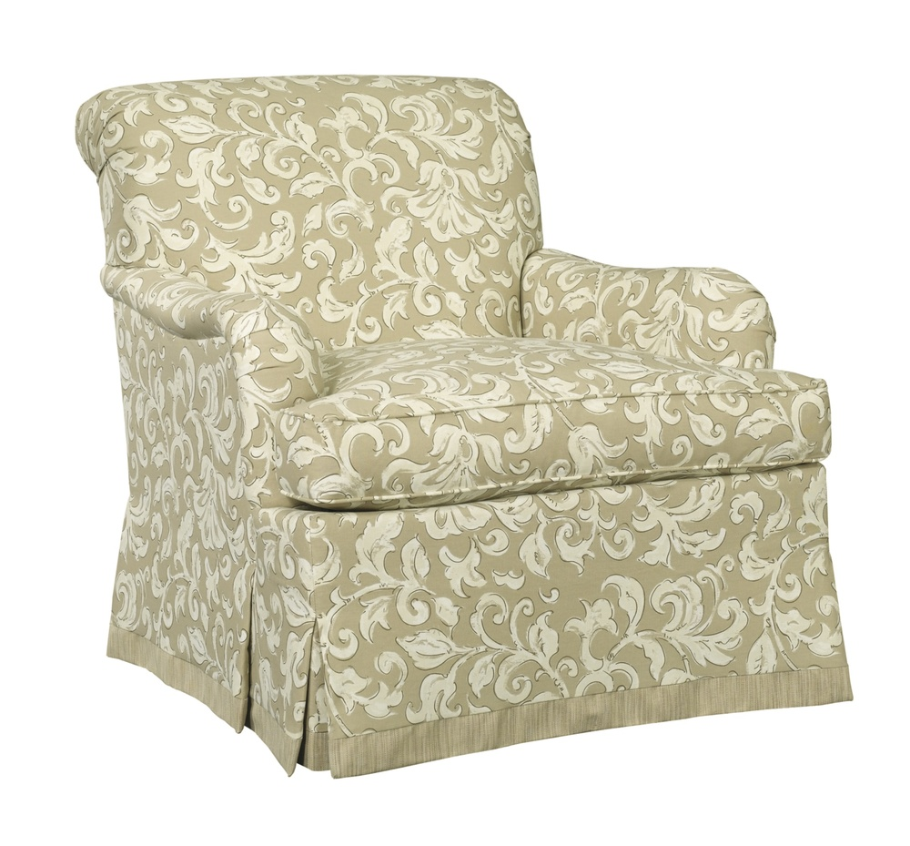Hickory Chair - Colefax Chair