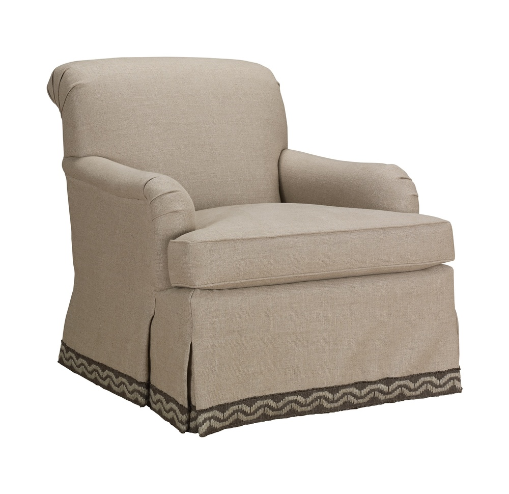 Hickory Chair - Colefax Swivel Chair
