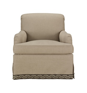 Thumbnail of Hickory Chair - Colefax Glider Chair