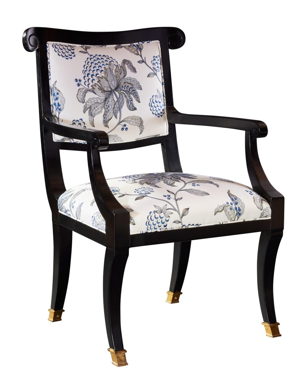 Hickory Chair - Abigail Arm Chair