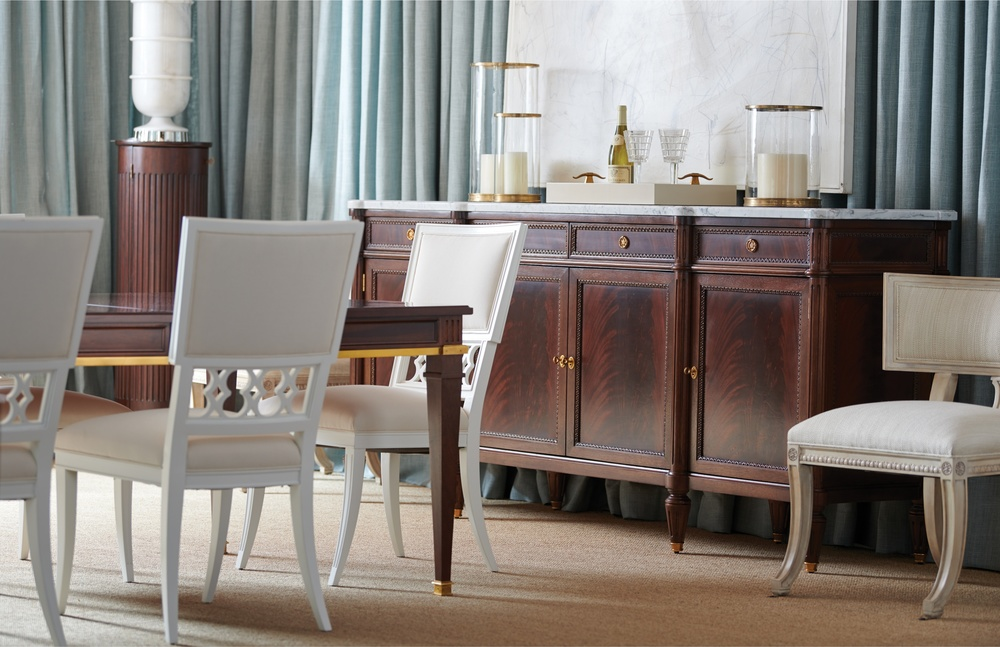 Hickory Chair - Jefferson Sideboard