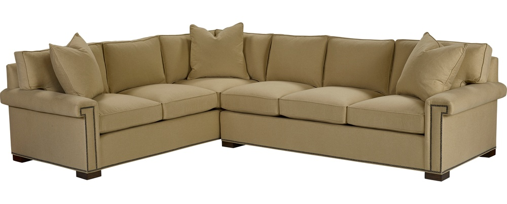 Hickory Chair - 5th Avenue Sectional