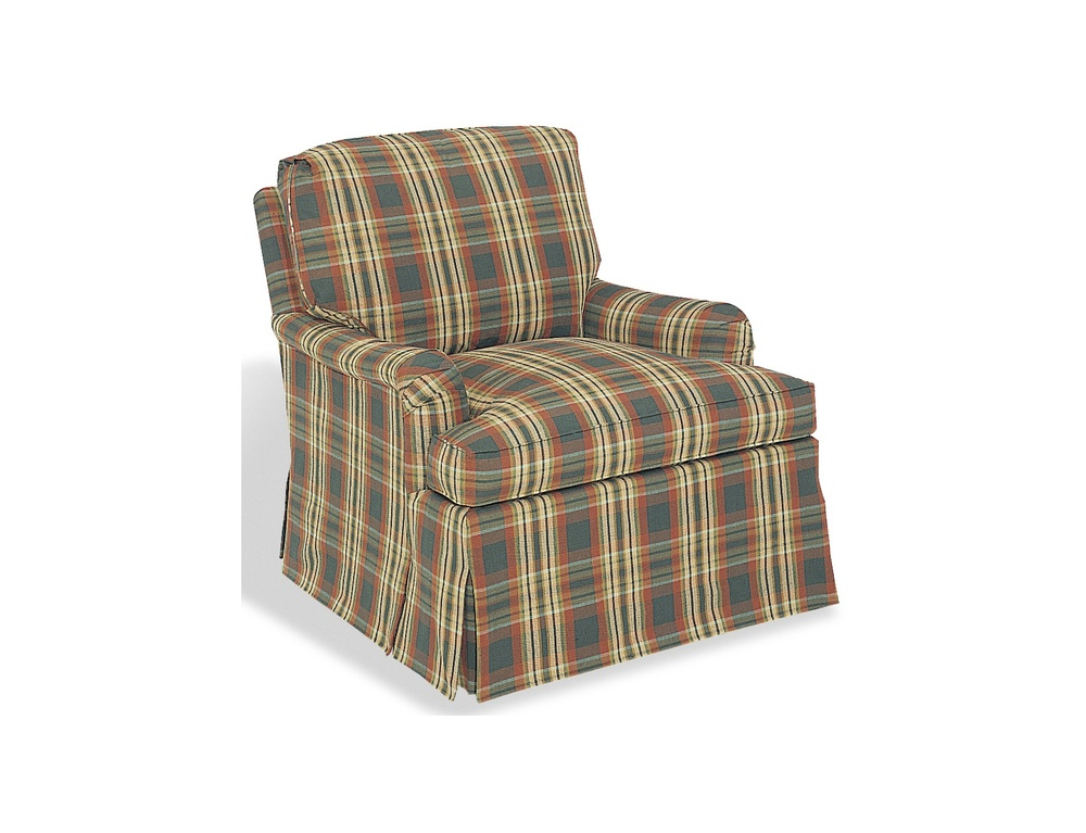 Hickory Chair - Weston Swivel Chair
