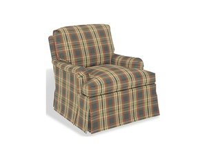 Thumbnail of Hickory Chair - Weston Swivel Chair