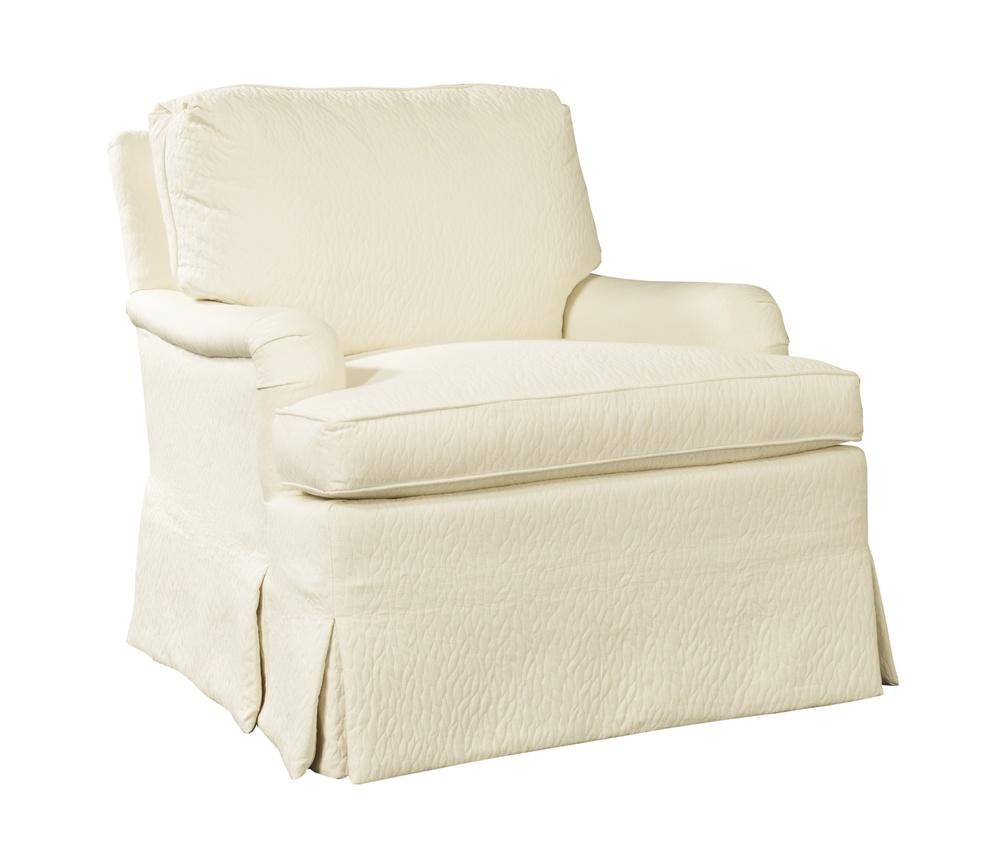 Hickory Chair - Weston Glider Chair
