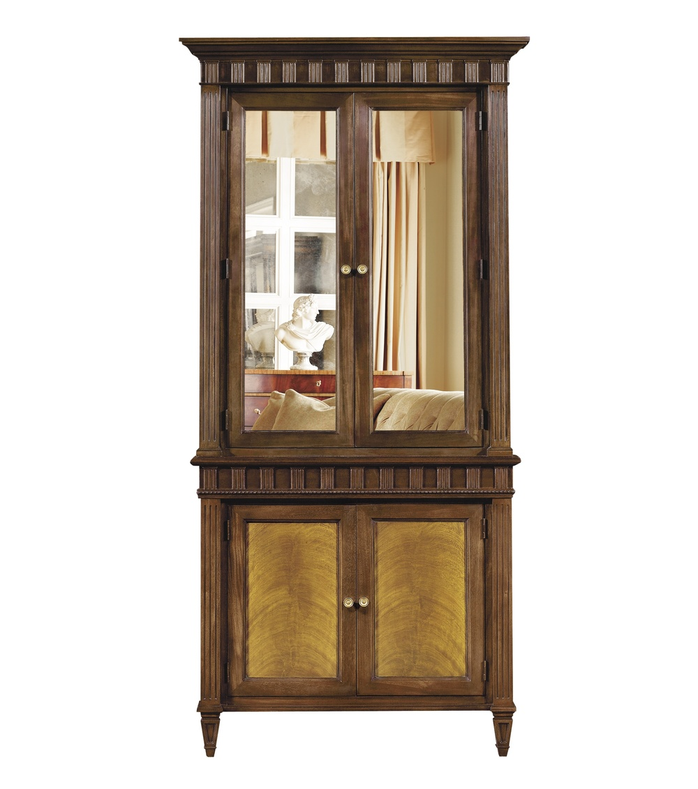 Hickory Chair - Drake Center Cabinet