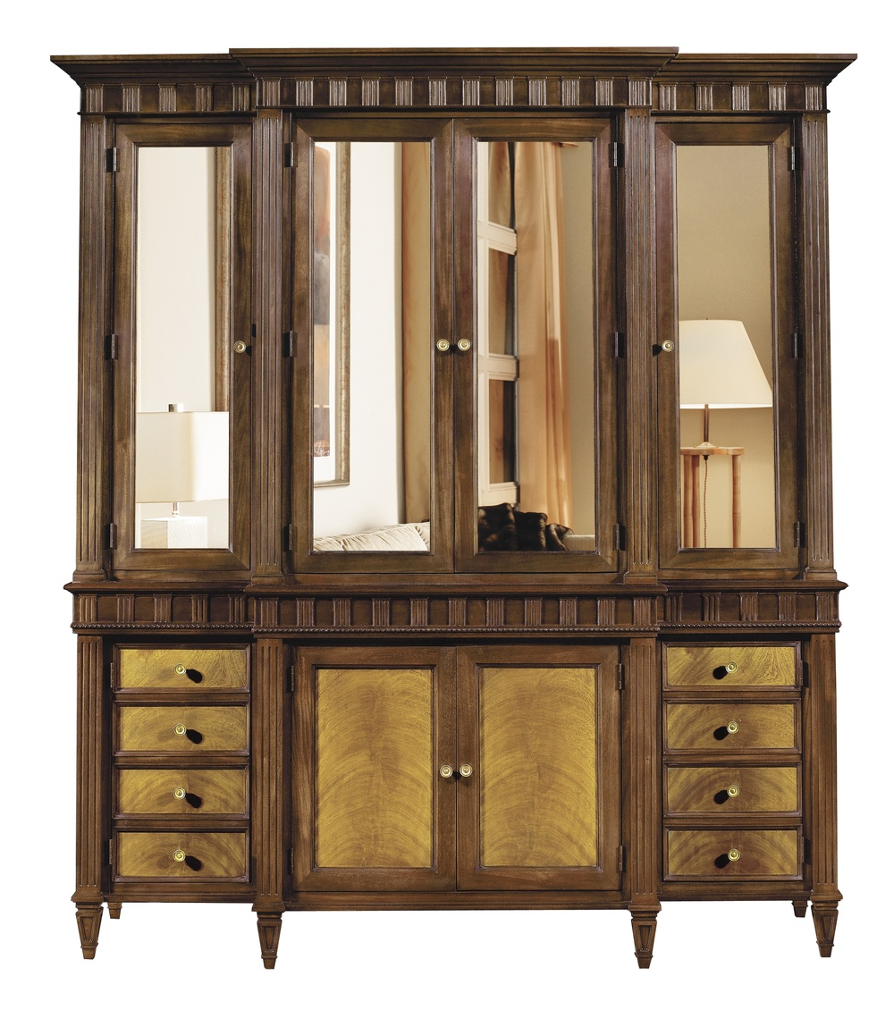 Hickory Chair - Drake Cabinet
