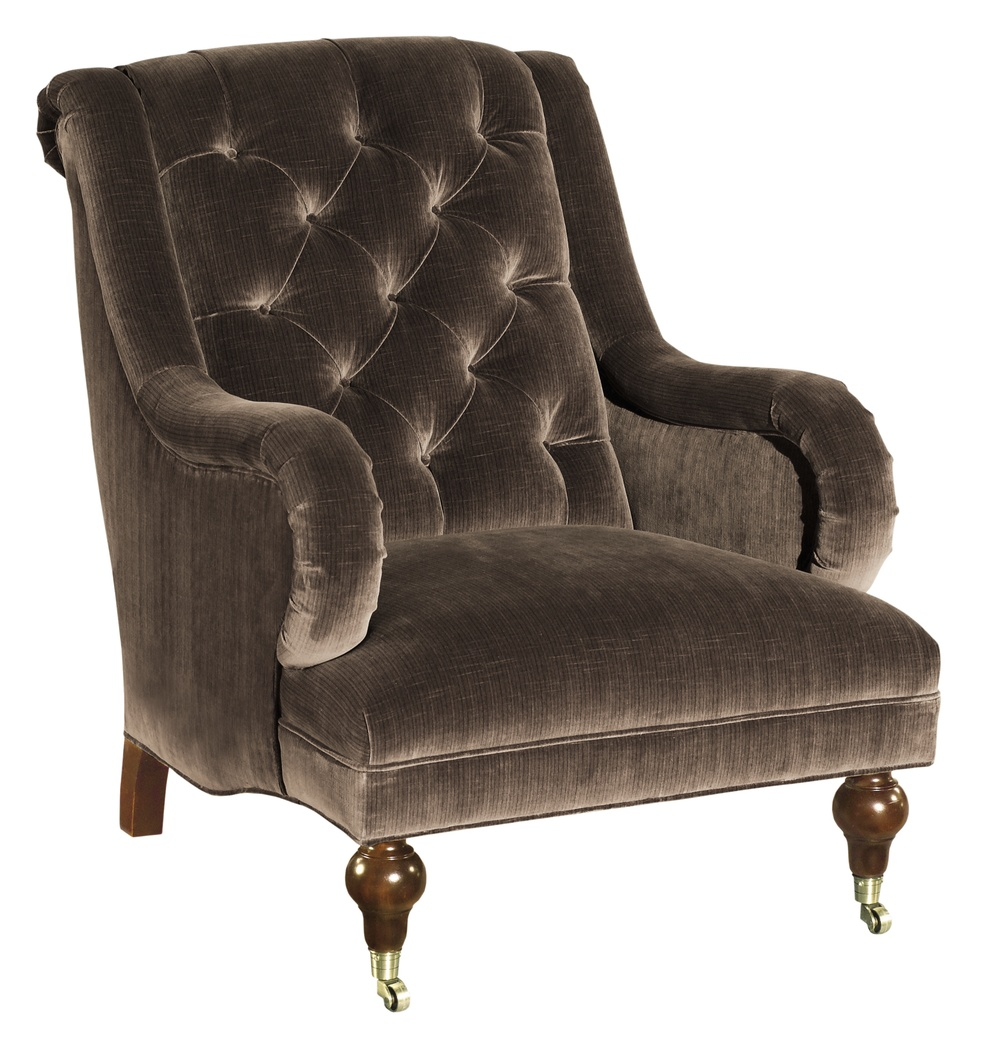 Hickory Chair - Gabriela Tufted Chair
