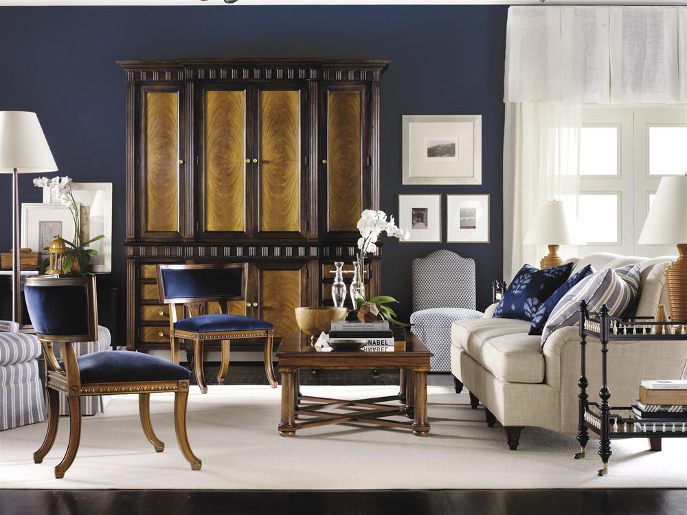 Hickory Chair - Regan Klismos Chair
