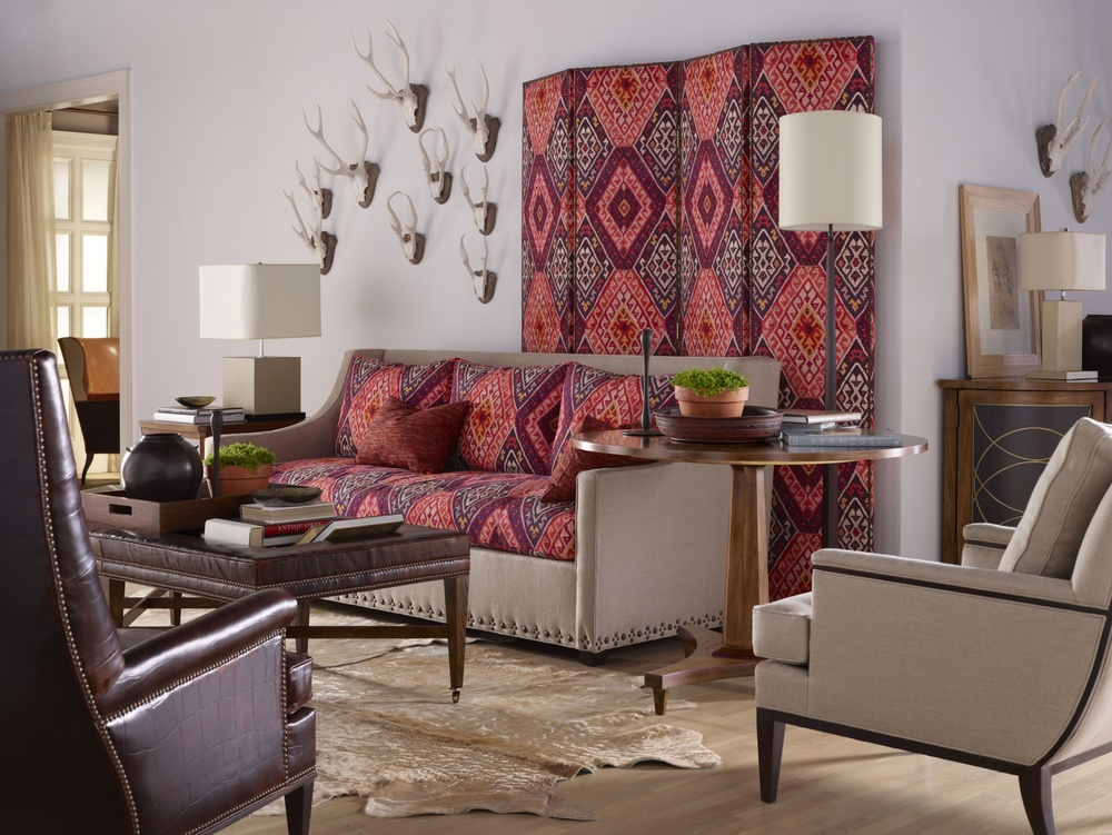Hickory Chair - Alexander Chair
