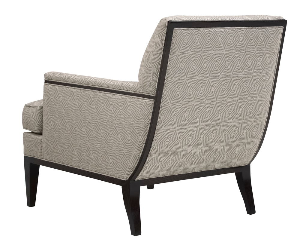 Hickory Chair - Alexander Tight Back Chair