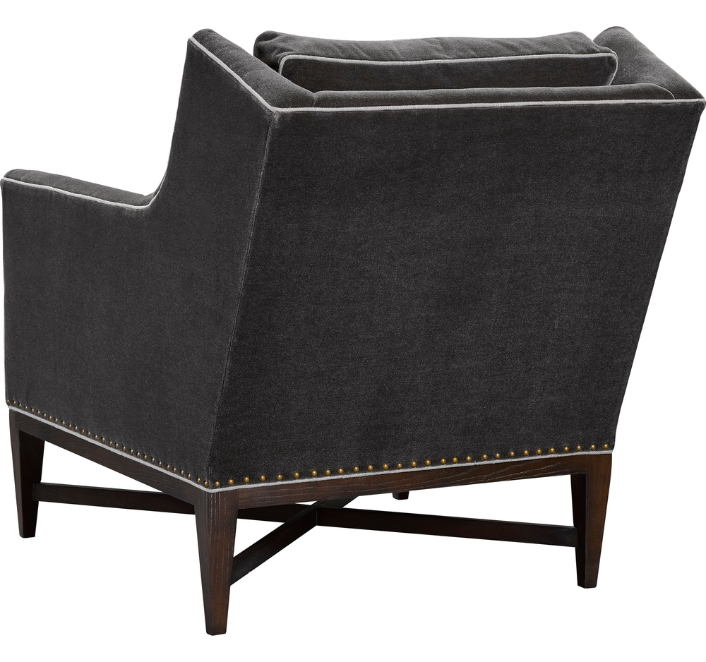 Hickory Chair - Wilmington Lounge Chair
