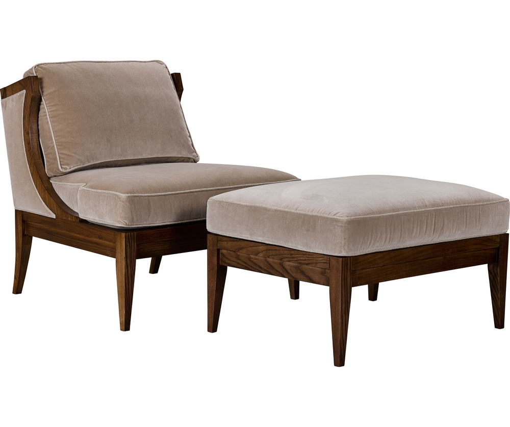 Hickory Chair - Westmoreland Lounge Chair