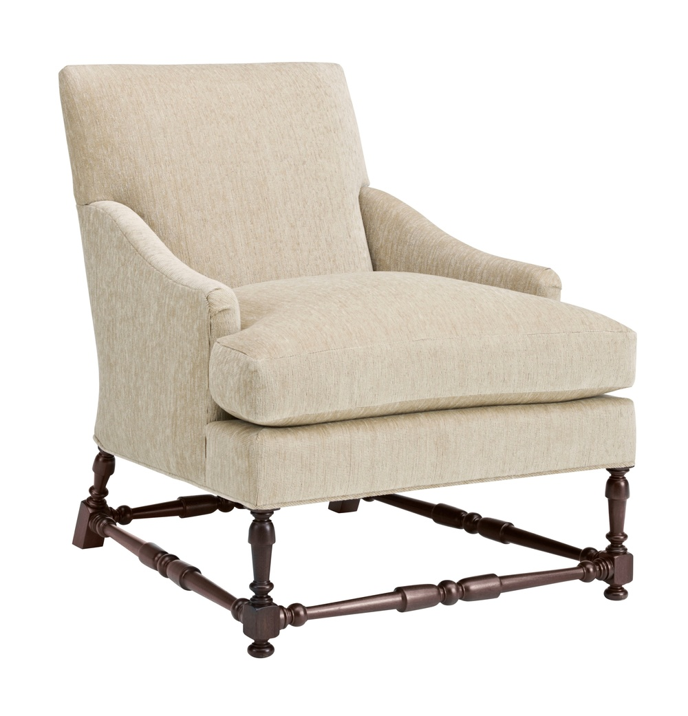 Hickory Chair - Maud Chair with Turned Stretchers